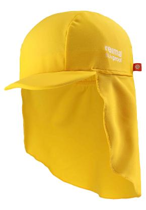 Lasten uv-hattu Somme Hello yellow