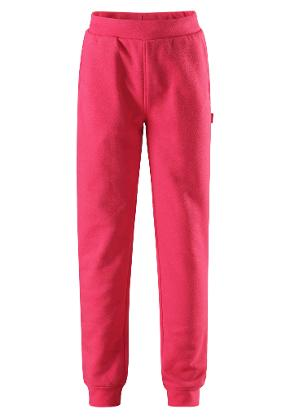 ReimaGO® sweatpants Herring Raspberry red