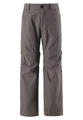 ReimaGO® 3in1 summer pants Wavelet Soft grey