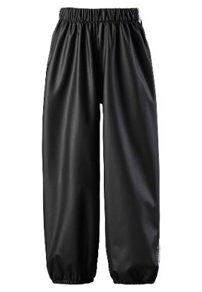 Kids' rain pants Oja Black