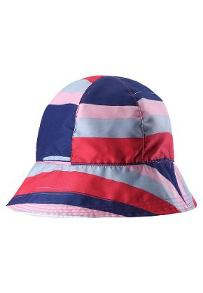Kids' UV-hat Viiri Raspberry red