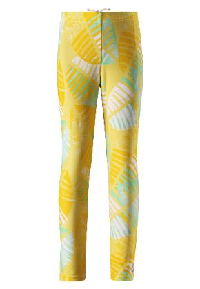 Swim leggings, Curuba Yellow Yellow
