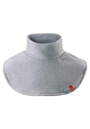 Kids' neck warmer Dollart Melange grey