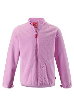 Kinder Fleecejacke Inrun Candy pink