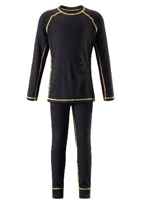 Base layer set, Cepheus black Black