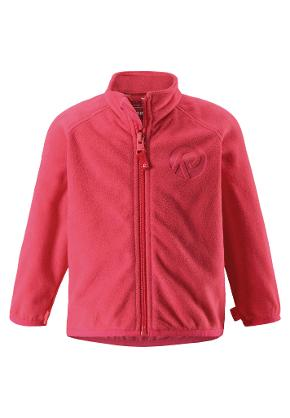Kleinkinder Fleecejacke Nuoto Bright red