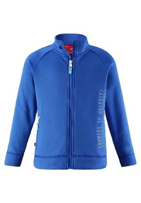 Kinder Fleecejacke Bro Blue