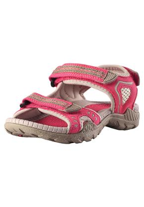 Kinder Sandalen Luft Strawberry red