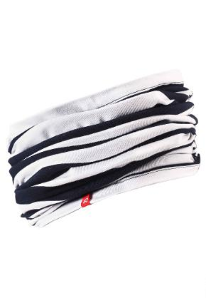 Kids' tube scarf Lippu Navy