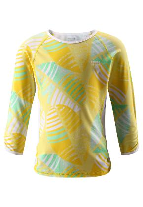 Swim shirt, Costa Yellow Yellow