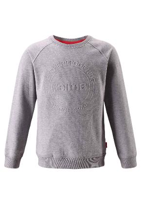 Juniors' sweater Lingon Melange grey