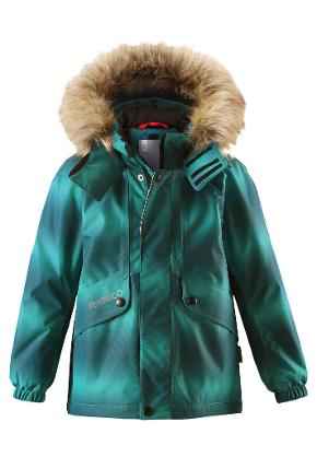Reimatec® winter jacket Furu Green
