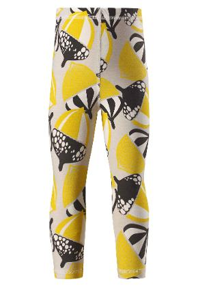 Toddlers' leggings Mallikas Yellow