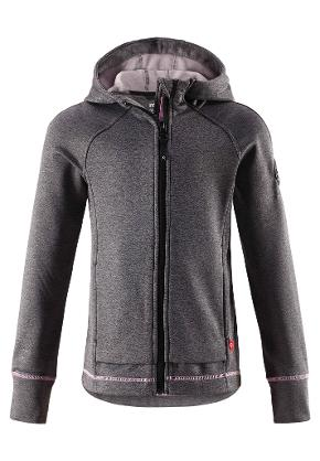 Sweater, Igelkott dark melange grey Dark melange grey