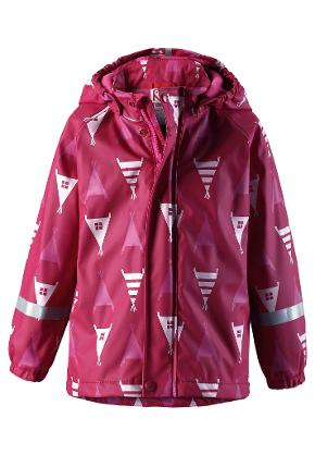 Kinder Regenjacke Koski Dark berry