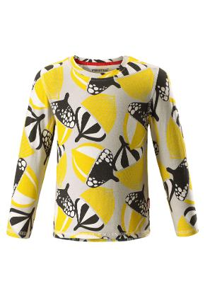 Toddlers' shirt Mussukka Yellow