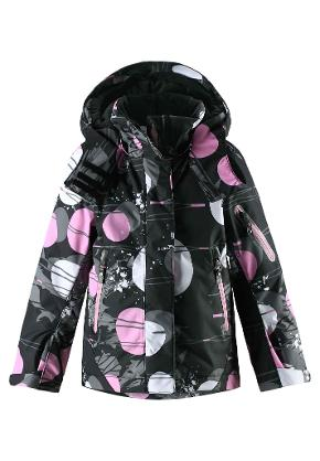 Reimatec® winter jacket Roxana Black