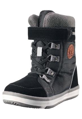 Reimatec® winter sneakers Freddo Jr Black