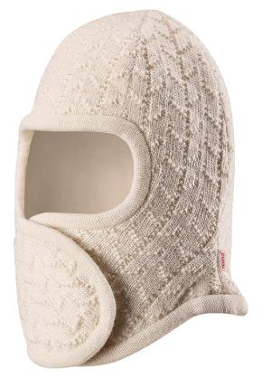 Babies' balaclava Littlest Off white