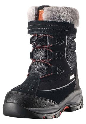 Reimatec® winter boots Samoyed Black