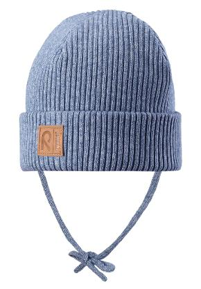 Kids' beanie Kastanja Soft blue