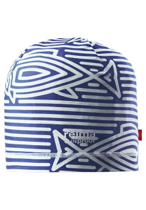 Toddlers' UV- and swimming hat Vesipeto Ultramarine